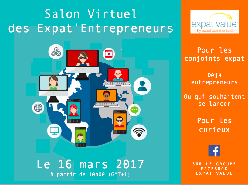 salon virtuel des expat entrepreneurs