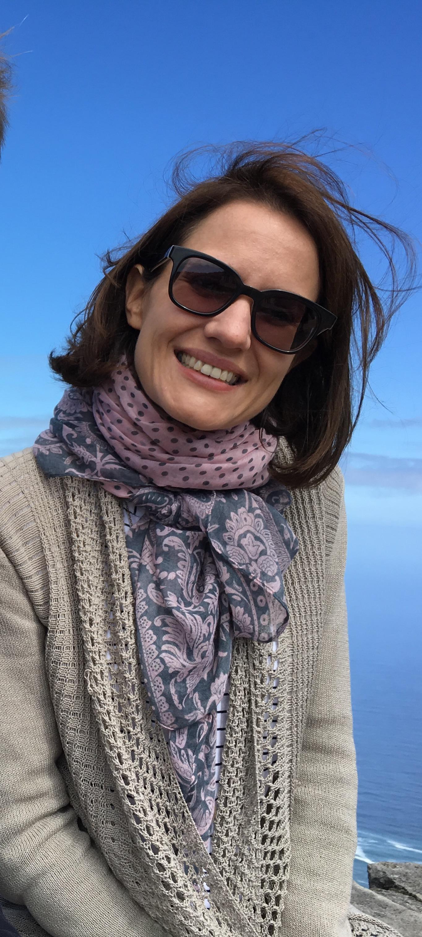 Aurélie Afrique du Sud