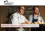 """ambassadeur de """"Cuisinez-vous le français"""""""